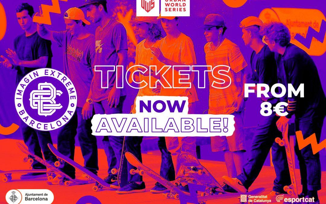 Ya a la venta las entradas para el imaginExtreme Barcelona!