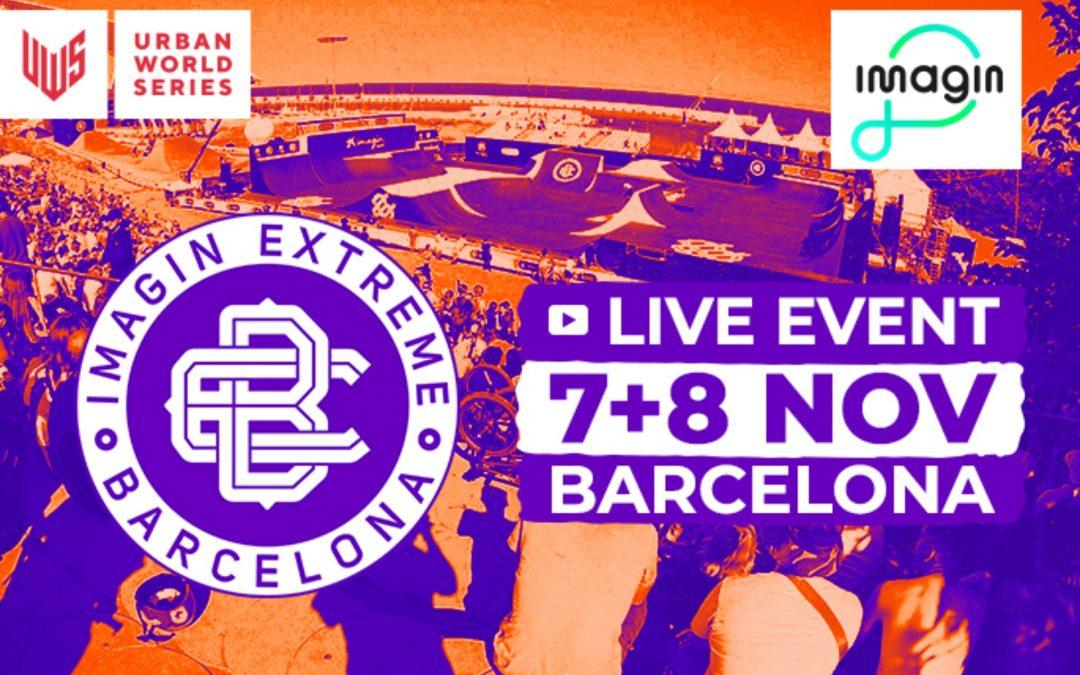 ¡Consulta todos los horarios del imaginExtreme Barcelona!
