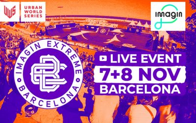 Check all the imaginExtreme Barcelona schedules!