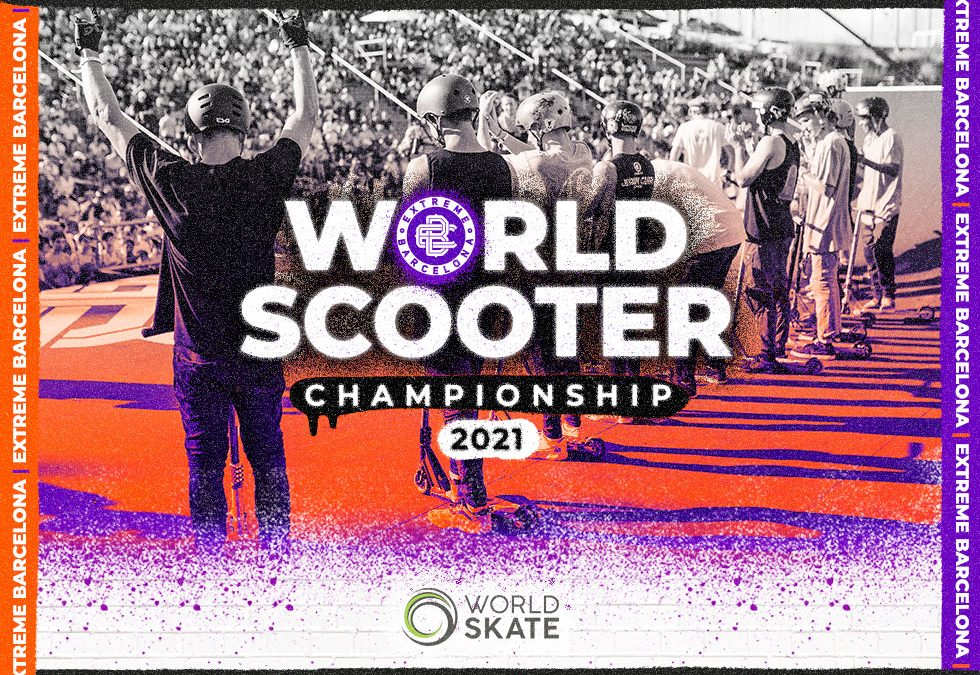 WORLD SKATE CONFIRMA LOS SCOOTER WORLD CHAMPIONSHIPS