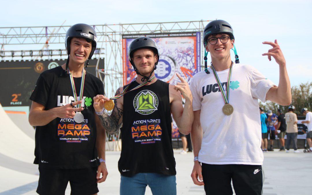Los Scooter World Championships la gran atracción de los espectadores del Extreme Barcelona