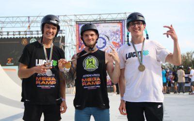 Els Escúter World Championships la gran atracció dels espectadors del Extreme Barcelona