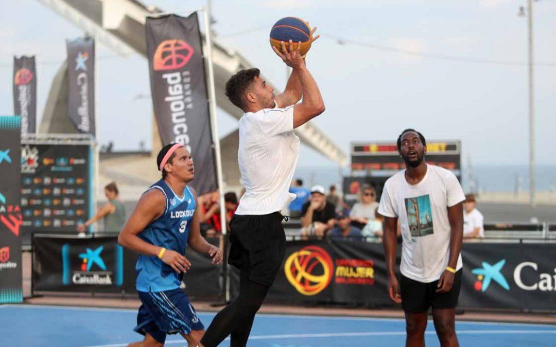 El mejor baloncesto aterriza en el Extreme Barcelona con el 3×3 Plaza Caixabank