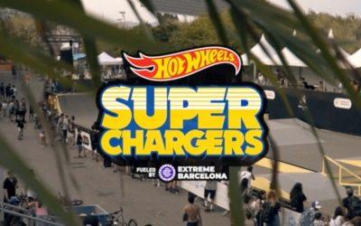 Los nuevos talentos listos para competir en las grandes finales del Hot Wheels Superchargers del Extreme Barcelona