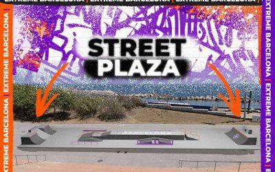 Así serán el Central Park y el Street Plaza, escenarios del Extreme Barcelona 2021