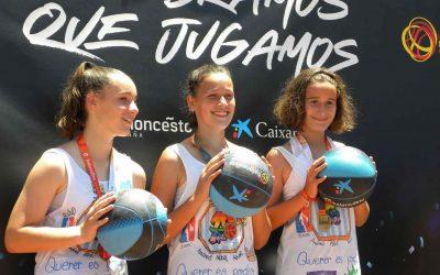El baloncesto llega al Extreme Barcelona con el Plaza 3×3 CaixaBank