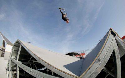 El estonio Roomet Säälik domina en la primera jornada del Extreme Barcelona